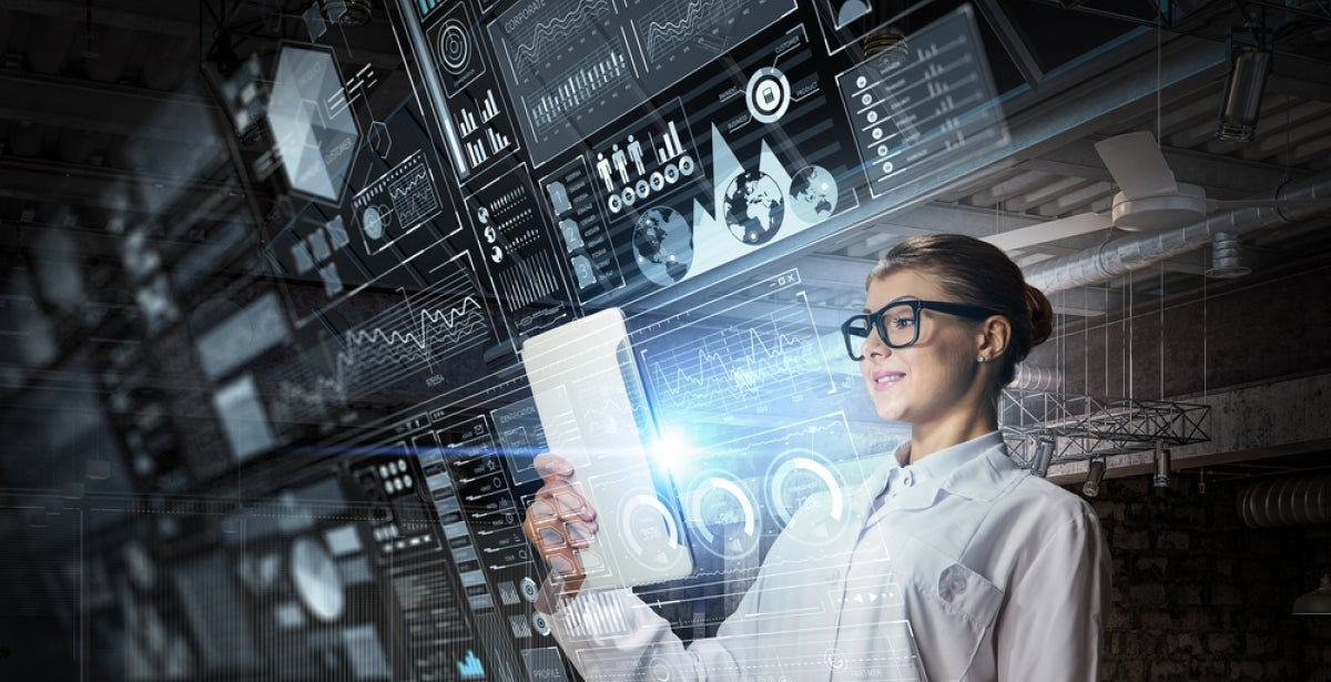 computer scientist working on statistics